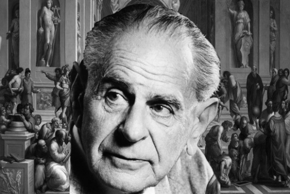Karl Popper, the godfather of falsifiability [Φ phi studios 2014]
