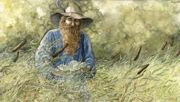 You really cannot discuss Tom Bombadil [©Anke-Katrin Eiszmann]
